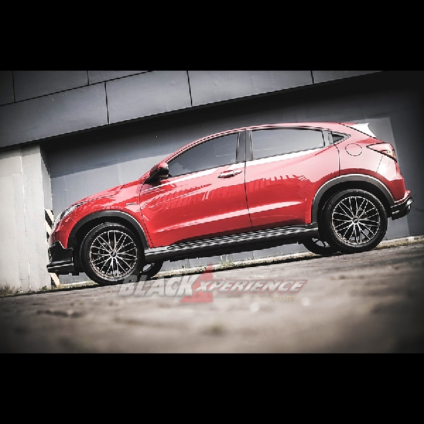 Upgrade Velg Honda HR-V - Menambah Performance Handling and Fashion