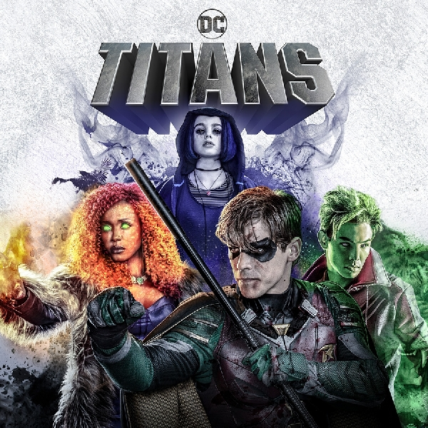 Trailer Titans Season 2