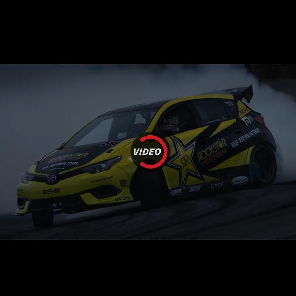 Corolla iM Drifter - Modifikasi 1000 hp dan Penggerak Belakang