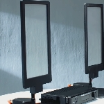 Unik, Speaker Ini Terbuat dari Kaca dan Transparan