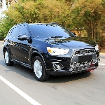 Test Drive Mitsubishi New Outlander Sport - Great Combination