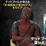 Ini Alasan Deadpool Muncul di Trailer 'X-Men: Apocalypse'