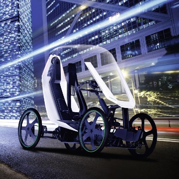 Schaeffler Bio-Hybrid, Kendaraan Praktis untuk Masa Depan