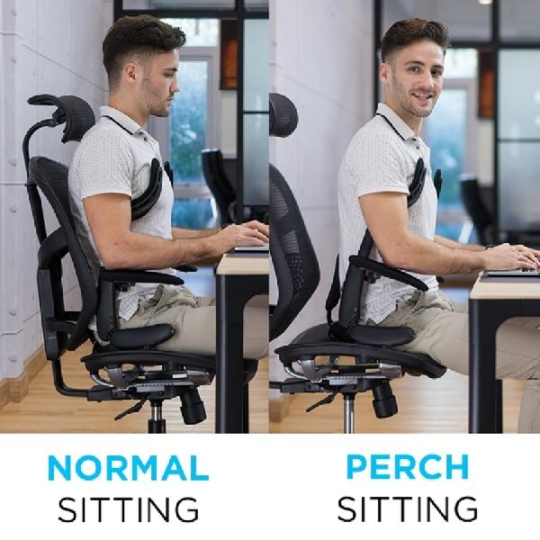 """Jaga Postur dengan Kursi Pintar """"Enyware"""""""