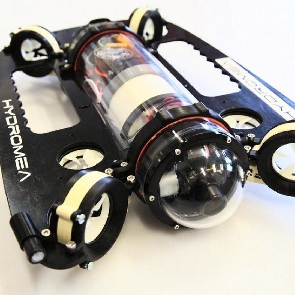 ExRay, Drone Nirkabel Bawah Air Pertama di Dunia