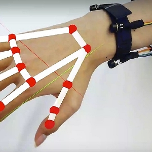 FingerTrak, Teknologi Baru Sensor Pergelangan Tangan