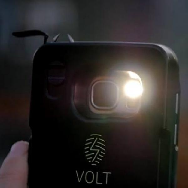 Volt, Case Smartphone yang Dilengkapi Senapan Listrik