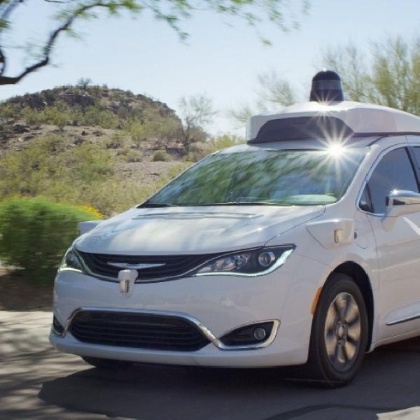 Teknologi Kamera Baru Ini Sempurnakan Kemampuan Self Driving Car