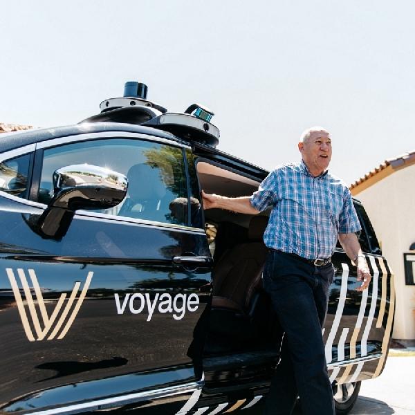 Robotaxi Voyage: Ramah Untuk Lansia dan Ampuh Matikan Virus
