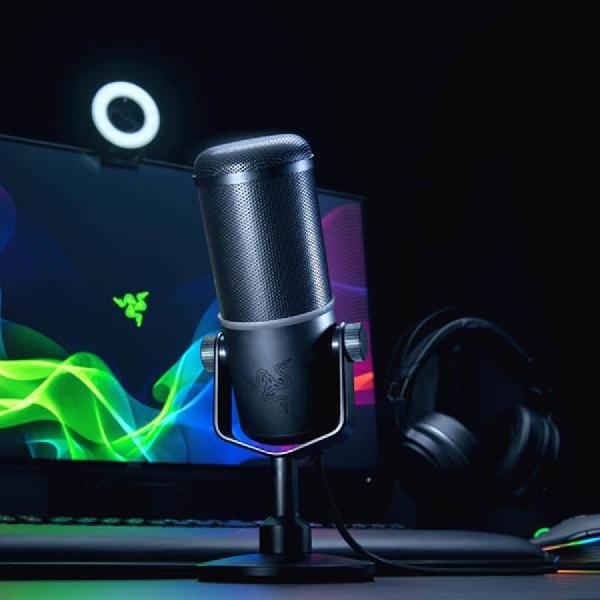 Razer Seiren Elite, Microphone Kelas Pro Spesial untuk Gamers