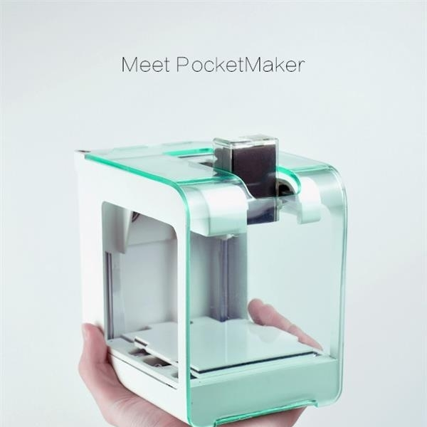 PocketMaker, 3D Printer yang Dapat Anda Bawa Kemanapun
