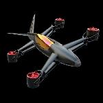 Accula QX44 Skyster, Drone Balap Single-Seater Berkecepatan 666 km Per Jam
