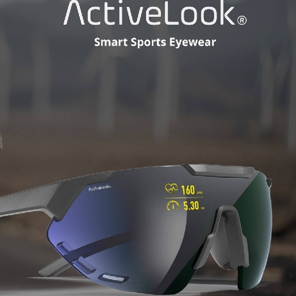 Tampilan Head-Up Kecil ActiveLook Smartglasses
