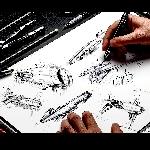 Airspeeder Mk3 Desain Mobil Terbang Octo  Copter Untuk Kejuaraan Balap