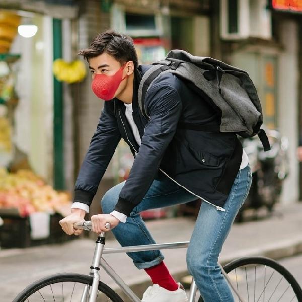 Masker Ini Akan Benar-Benar Menjaga Anda dari Polusi Udara