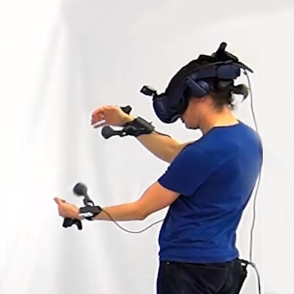Alat Pintar Untuk Merasakan Objek Virtual Secara Nyata