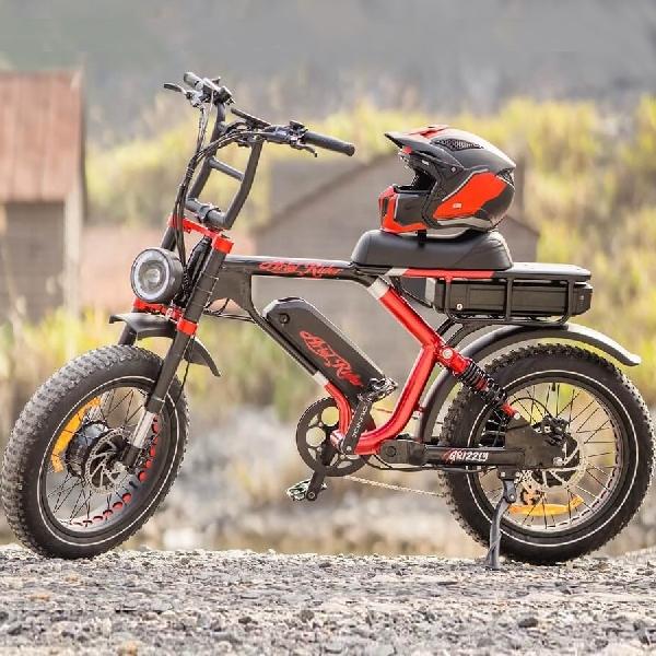 Ariel Rider Luncurkan Sepeda Listrik Suspensi Ganda