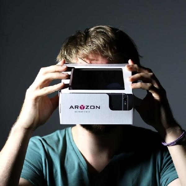 Aryzon, Headset Penggubah Semua Smartphone Jadi Penampil Augmented Reality