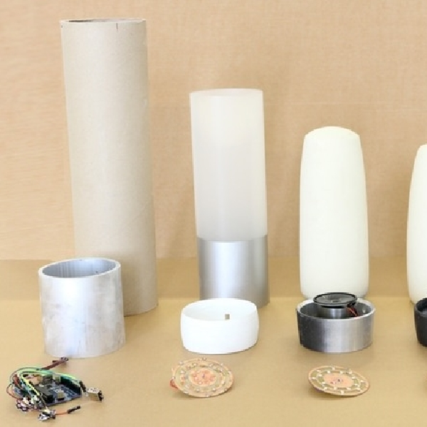 Bergaya Minimalis, Lampu Pintar Ini Didukung Asisten Maya Alexa