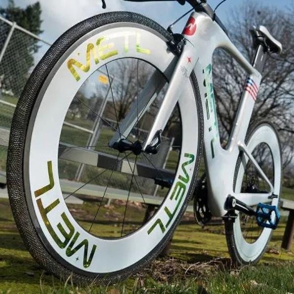 Ban Tanpa Udara NASA untuk Sepeda Segera Tiba