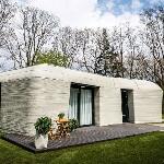 Belanda Membangun Rumah Komersial Pertama Dengan Teknologi 3D Printed