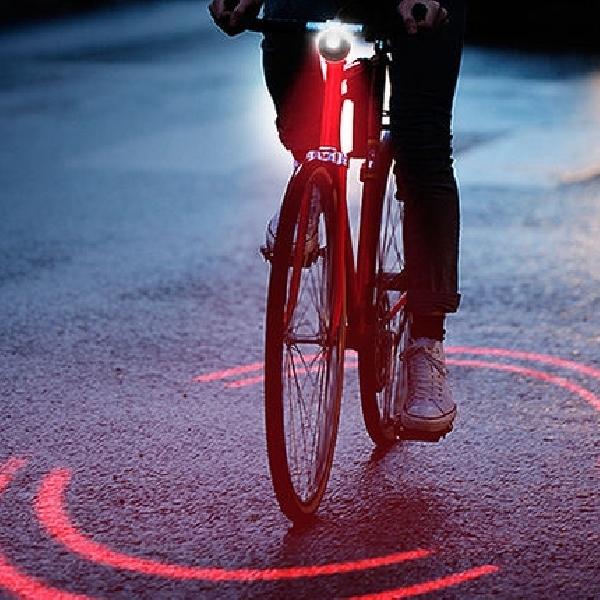 Bikesphere, Lampu Sepeda Pintar Bisa Deteksi Kendaraan Mendekat