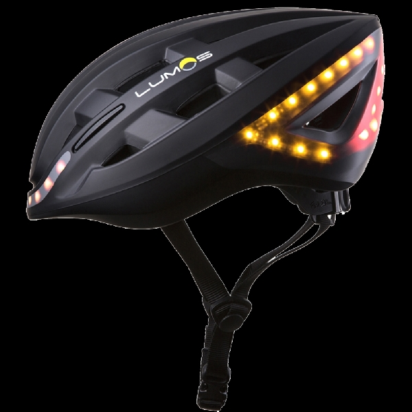 Bawa 70 LED, Versi Final Lumos Bike Helmet Resmi Dirilis