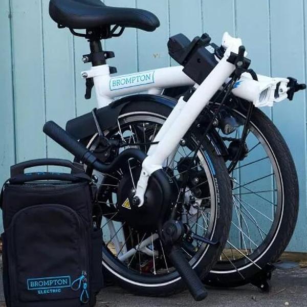 Brompton M6L Electric, e-Bike Lipat Premium yang Ikonik
