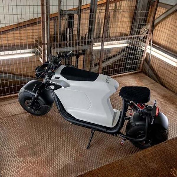 Bull-e Edisi Terbatas, E-Scooter Impian yang Menjadi Kenyataan