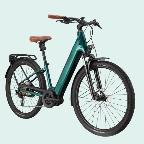 Cannondale Umumkan Sepeda Listrik Adventure Neo Urban Dilengkapi Radar