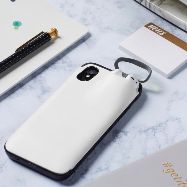 Case iPhone Ini Bisa Sekaligus Isi Baterai AirPod