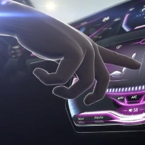 Continental Persembahkan Teknologi 3D Touch Surface Display