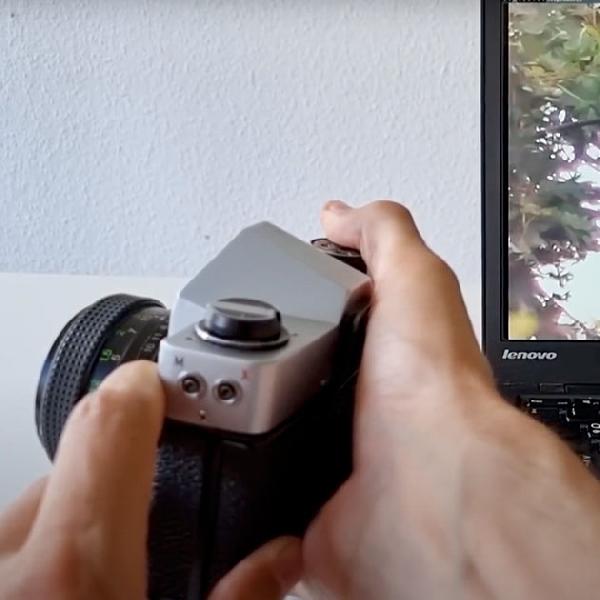 Mengubah Kamera Analog menjadi Kamera Digital Dengan Raspberry Pi 0W