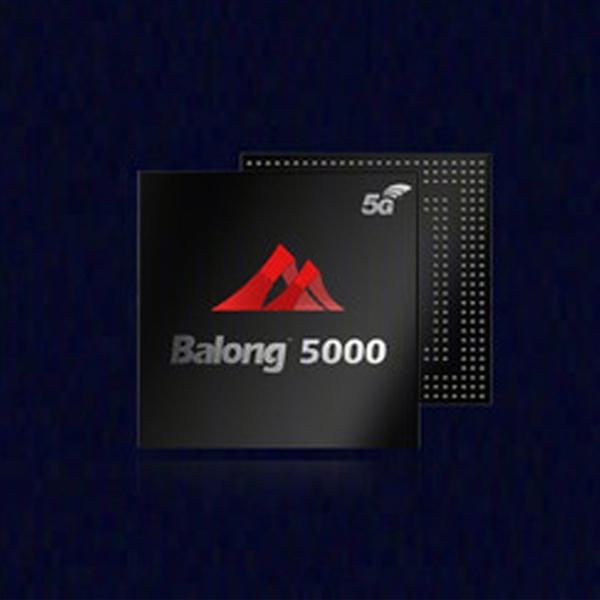 Huawei Rilis Chipset Balong 5000, Punya Kecepatan Unduh Hingga 4,6 gbps