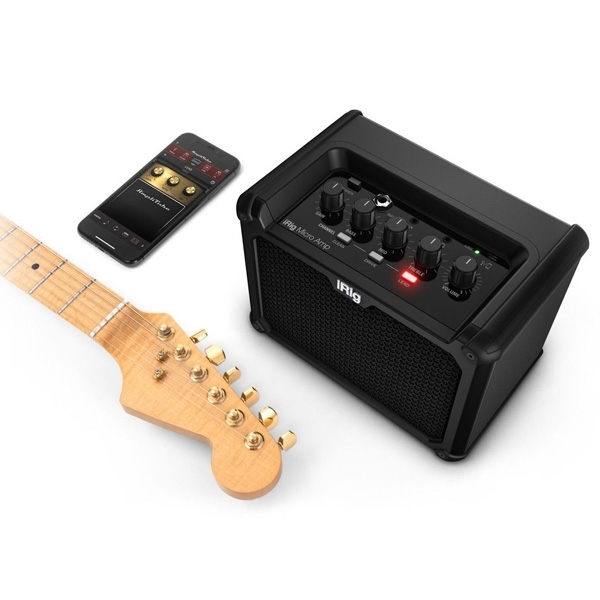 Jamming di Manapun dengan iRig Micro Amp