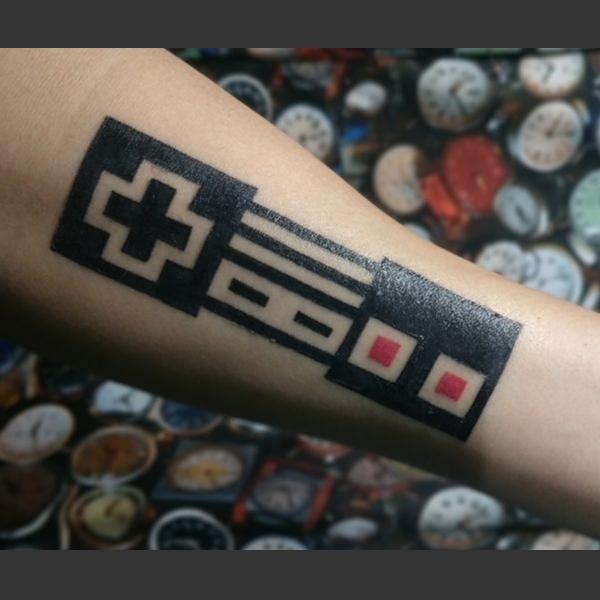 Unik, Tattoo Ini Bisa Tampilkan Konten Augmented Reality