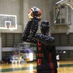 Robot Basketball Player yang Punya Akurasi Lemparan Sempurna