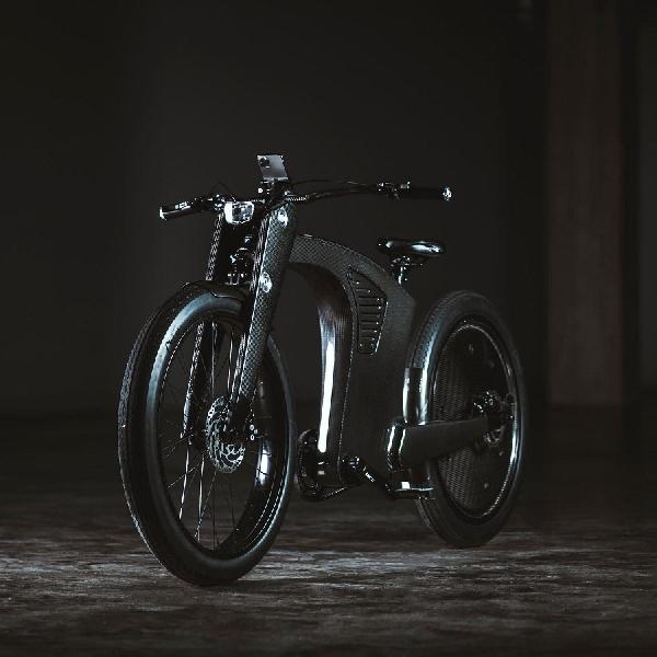 CrownCruiser E-Bike, Sepeda Pintar dalam Paket Retro