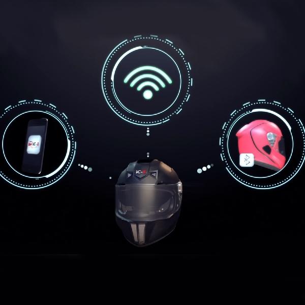 Dengan Teknologi Terbaru, Intelligent Cranium Helmets Pamer Helm Super Canggih