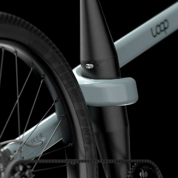 Desain Sepeda Twisted dan Mindboggling Simpan Rahasia Dalam Bingkainya