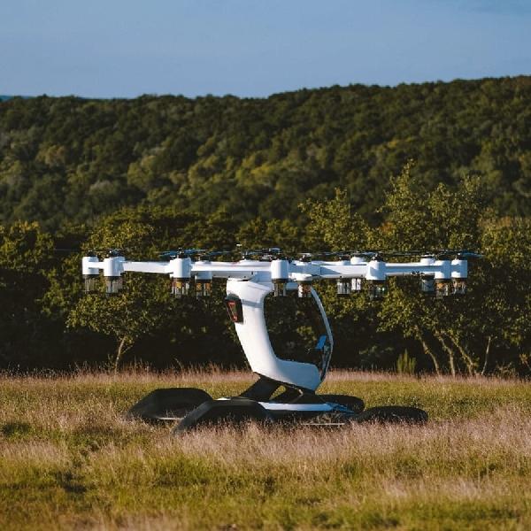 Drone Hexa Akan Bawa Anda Menikmati Sensasi Pertama di Akhir 2019
