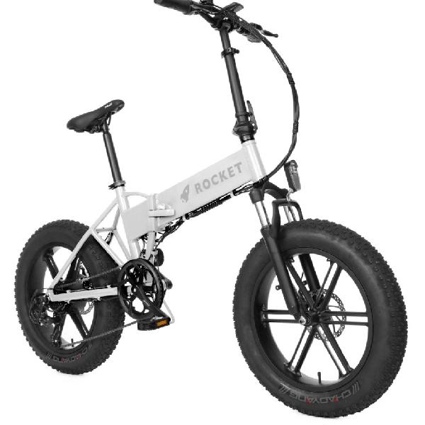 Jarak Tempuh Maksimal dengan E-Bike dari Rocket