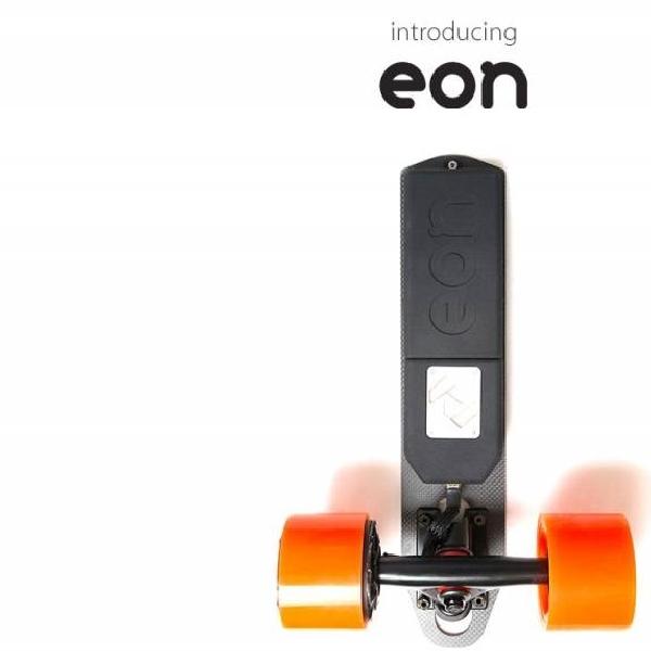 Didukung Motor Elektrik, Skateboard Ini Mampu Tempuh Kecepatan 35km/jam