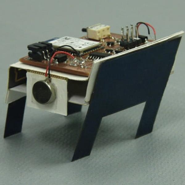 Self Folding Robot Untuk Fungsi Disaster Response dan Eksplorasi Planet