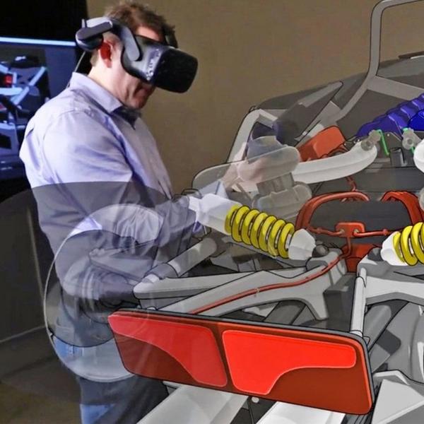 Mengintip Proses Desain Mobil Ford yang Menggunakan Virtual Reality