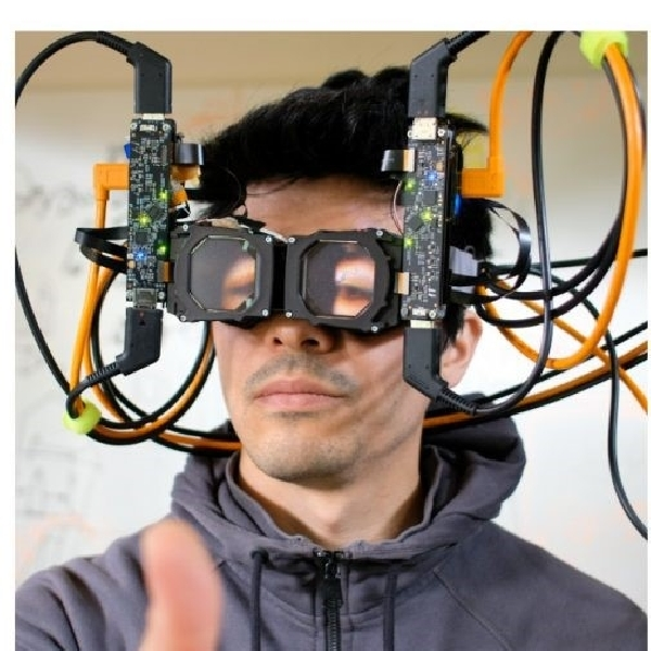Facebook Sedang Mengembangkan Teknologi Reverse VR