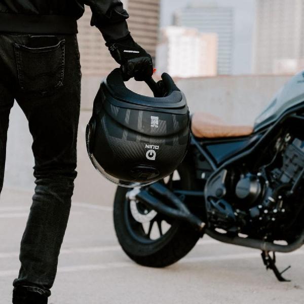 Quin Quest, Smart Helm Modular Pertama di Dunia