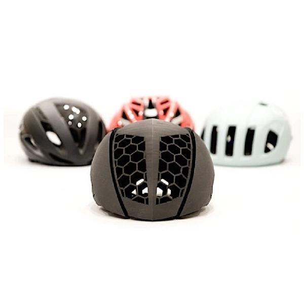 Helm Sepeda Cetak 3D Ini Dibuat Khusus Untuk Anda