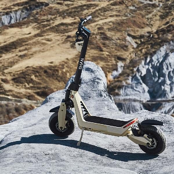 Inilah E-Scooter Shan 1 dengan Tenaga Ultra-Powerfull