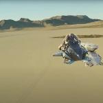 Uji Coba Speeder, Sepeda Motor Terbang  oleh JetPack Aviation Berhasil